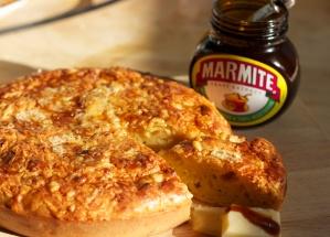 Marmite Cake © Laura Madeleine
