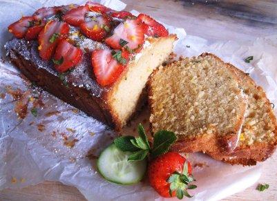 Pimms Cake © Laura Madeleine