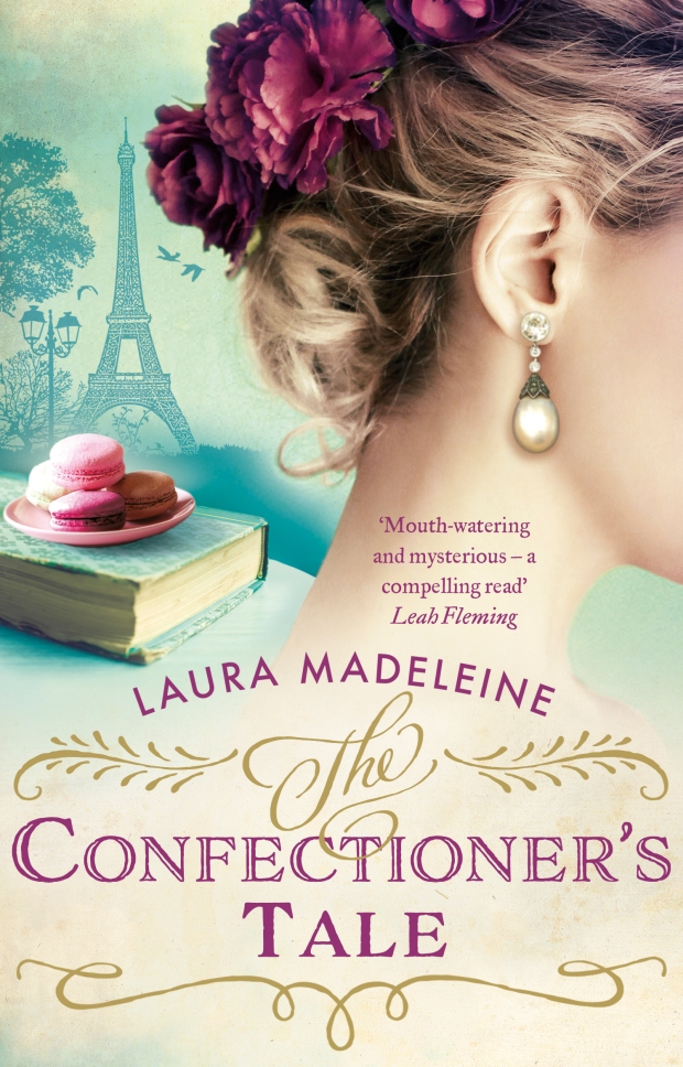 The confectioners tale front only