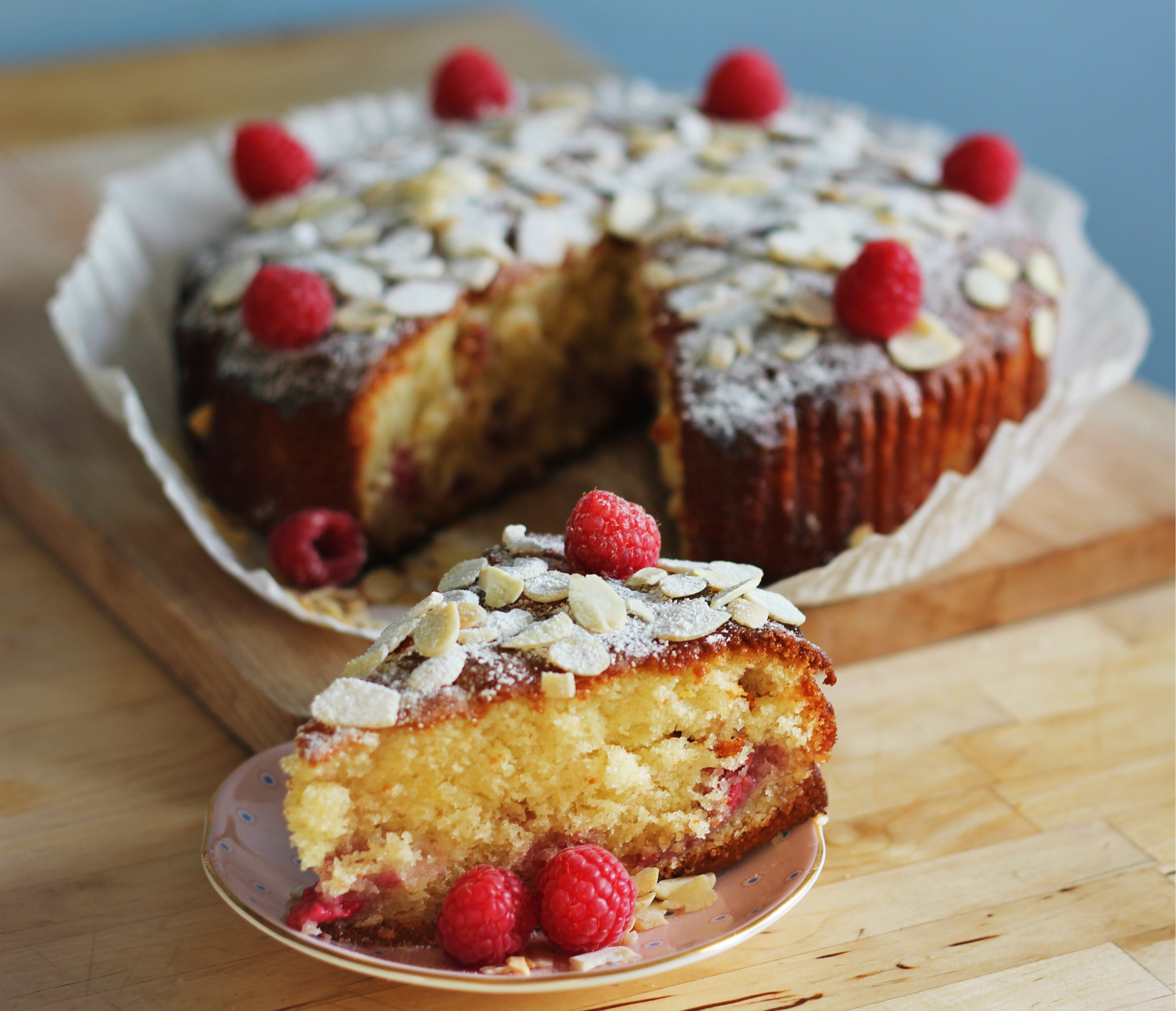 St Germain Cake