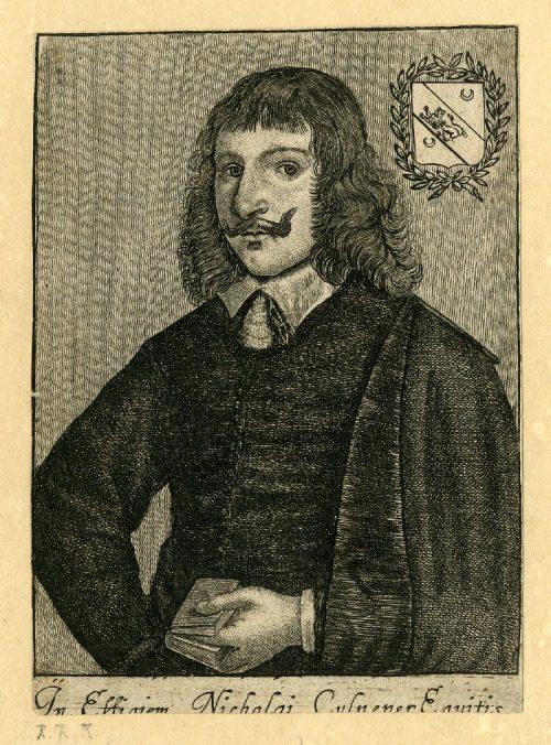 Nicholas Culpeper image