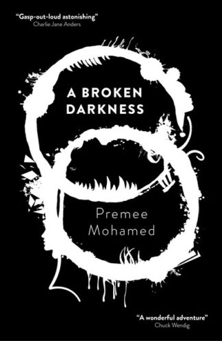 cover of a broken darkness