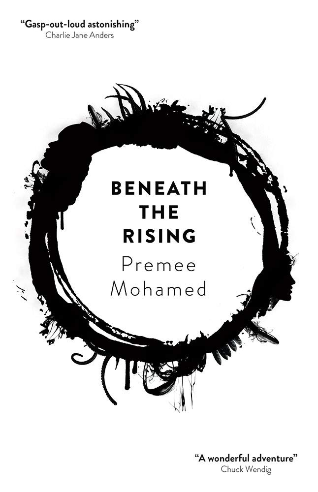 cover image beneath the rising
